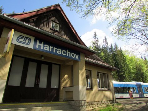 5._o_podrozowaniu_przez_CzechyStacja_kolejowa_w_Harrachovie