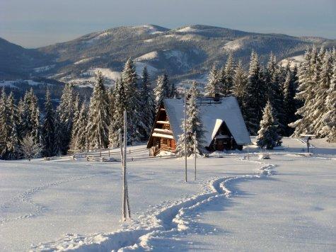 Beskid_Zywiecki_Hala_Krawcula_zima