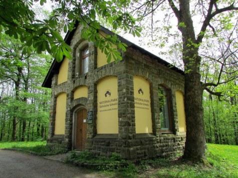 Punkt_informacyjny_Parku_Narodowego_kolo_Grosser_Winterberg