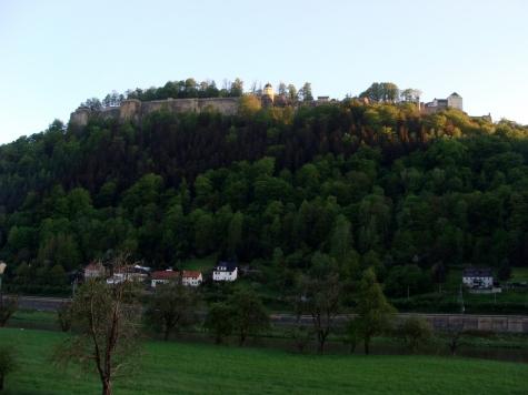 Saska_Szwajcaria1_twierdza_Konigstein