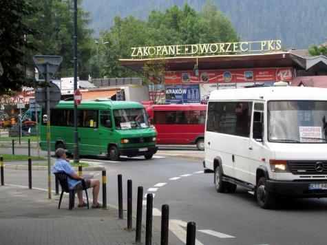 Zakopane_Dworzec_Autobusowy_PKS_z_ronda