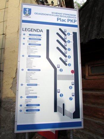 Zakopane_plan_stanowisk_na_placu_kolo_dworca_pkp_08.2015